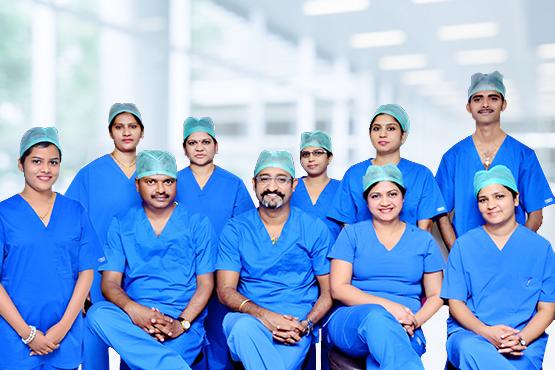 Nirmiti Clinic Team Pune