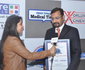 Award Winning Dr Kundan Ingale